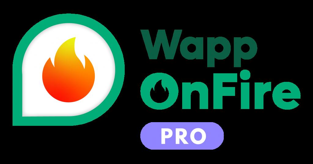 Wapp OnFire PRO Logo